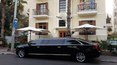 elite - עלית VIP - רכב יוקרה - מדריך טיולים